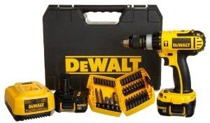 DEWALT DCD775KL-A 1/2-Inch 18-Volt Compact Lithium-Ion Hammer Drill Kit with Accessory Set Dea;