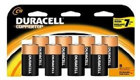 Duracell Coppertop Batteries Deal