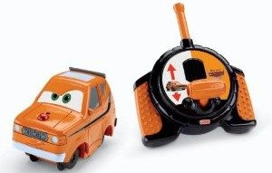 Fisher-Price GeoTrax Disney/Pixar Cars 2 RC Grem Deal