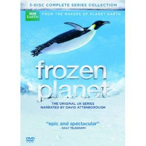 Frozen Planet: The Complete Series Deal