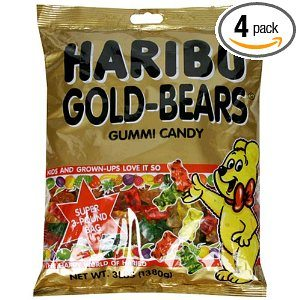 Haribo Gold-Bears Gummy Candy Deal