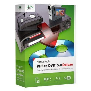 Honestech VHS to DVD 5.0 Deluxe Deal