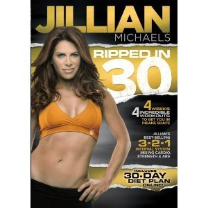Jillian Michaels Ripped in 30 Deal