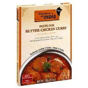 Kitchens of India Paste for Butter Chicken Curry Deal