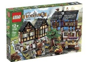 LEGO Castle Medieval Market Village Deal