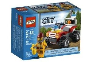 LEGO City Fire ATV 4427 Deal