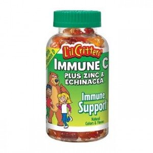 L'il Critters Immune C Plus Zinc and Echinacea Gummy Bears Deal