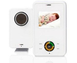 Lorex LW2004 Video Baby Monitor Deal
