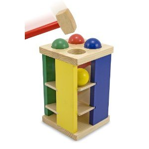 Melissa & Doug Deluxe Pound and Roll Tower Deal