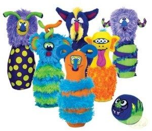 Melissa & Doug Monster Plush Bowling Game Deal