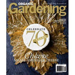 Organic Gardening (2-year) Deal