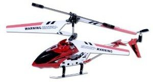 Syma S107/S107G  R/C Helicopter - Red Deal