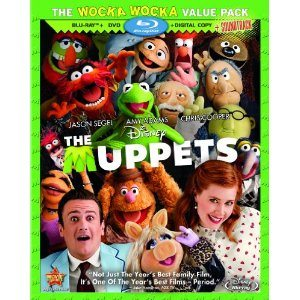 The Muppets (Three-Disc Blu-ray/DVD/Digital Copy + Soundtrack Download Card) Deal