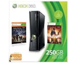 Xbox 360 250GB Holiday Value Bundle Deal