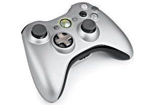 Xbox 360 Silver Controller Deal