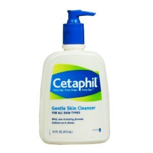 Cetaphil Gentle Skin Cleanser, For all skin types, 16-Ounce Bottles (Pack of 2) Deal
