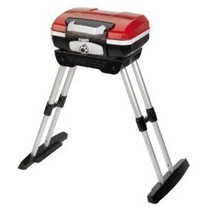 Cuisinart CGG-180 Petit Gourmet Portable Gas Grill with VersaStand Deal