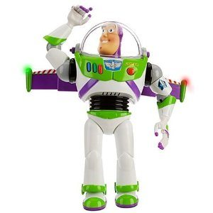 Disney Advanced Talking Buzz Lightyear Action Figure -- 12'' Deal