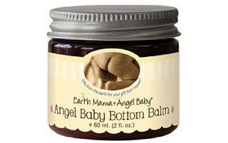 Earth Mama Angel Baby Angel Baby Bottom Balm, 2-Ounce Jar Deal