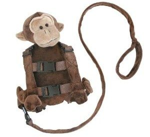 Eddie Bauer Harness Buddy, Monkey Deal