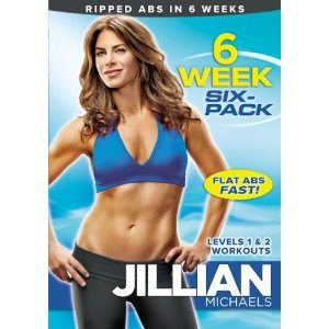 Jillian Michaels: 6 Week Six-Pack Deal