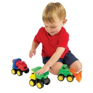 Kidoozie Little Tuffies Trucks Deal