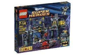 LEGO Super Heroes The Batcave 6860 Deal