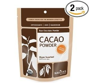 Navitas Naturals Cacao Powder, 16-Ounce Pouches (Pack of 2) Deal
