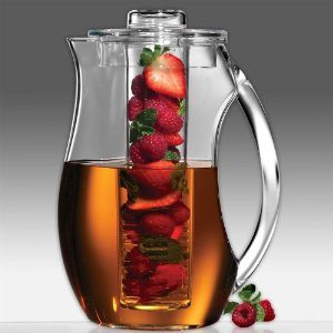 Prodyne Fruit Infusion 93-Ounce Natural Fruit Flavor Pitcher Deal