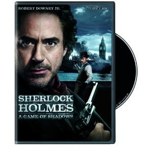 Sherlock Holmes: A Game of Shadows (+ Ultraviolet Digital Copy) Deal