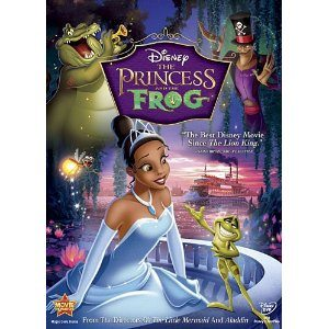 The Princess and the Frog (Single-Disc Edition) Deal
