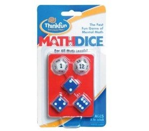 Think Fun Math Dice Deal