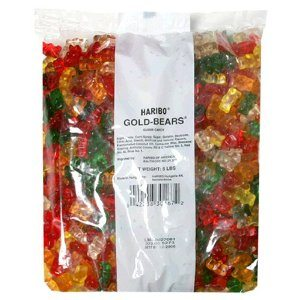 haribo gummy bear deal