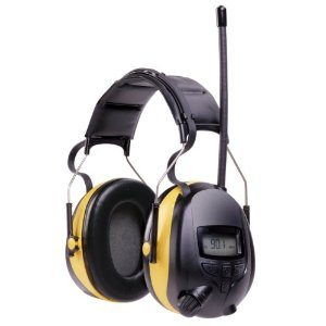 3M 90541-80025T TEKK WorkTunes Hearing Protector and AM/FM Radio Deal
