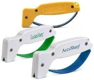 AccuSharp 015C Knife, Garden Tool, and Scissor Sharpener Multipack Deal