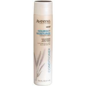 Aveeno Nourish Plus Moisturize Conditioner, 10.5 Ounce Bottle Deal