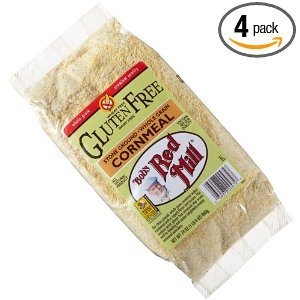 Bob's Red Mill Gluten Free Cornmeal, 24-Ounce Packages (Pack of 4) Deal