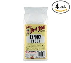 Bob's Red Mill Tapioca Flour, 20-Ounce (Pack of 4) Deal