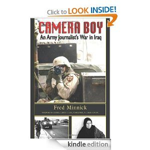 Camera Boy: An Army Journalist's War in Iraq Deal