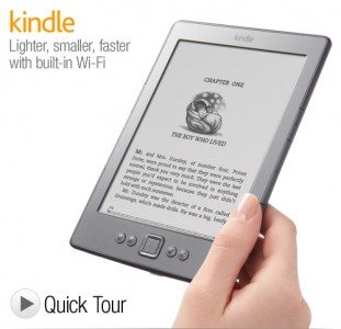 Certified Refurbished Kindle Deal