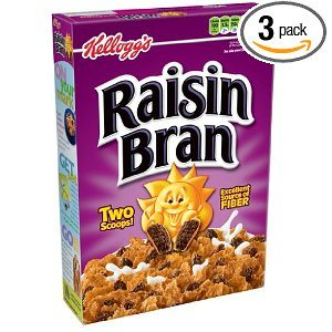 Kellogg's Raisin Bran Cereal Deal