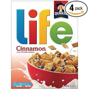 Life Cinnamon Multigrain Cereal 4 - 13 oz. Deal