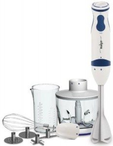 Miallegro 9090 Mitutto 550-Watt Immersion Hand Blender, Professional-style Deal