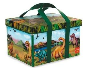 Neat-Oh! ZipBin Dinosaur Medium Play Set Deal