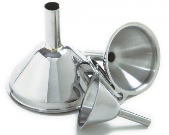 Norpro 3-Piece Stainless Steel Funnel Set Deal
