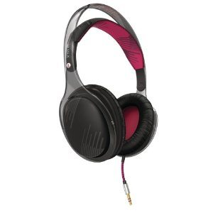 Philips O'Neill SHO9560/28 Over-Ear Headphones - Black Bordeaux Deal