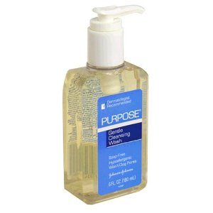 Purpose Gentle Cleansing Wash, 12-Ounce Pump Bottle Deal