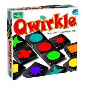 Qwirkle Board Game Deal