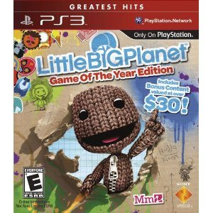 little big planet playstation3 game deal