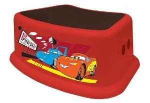 Disney Cars Step Stool Deal